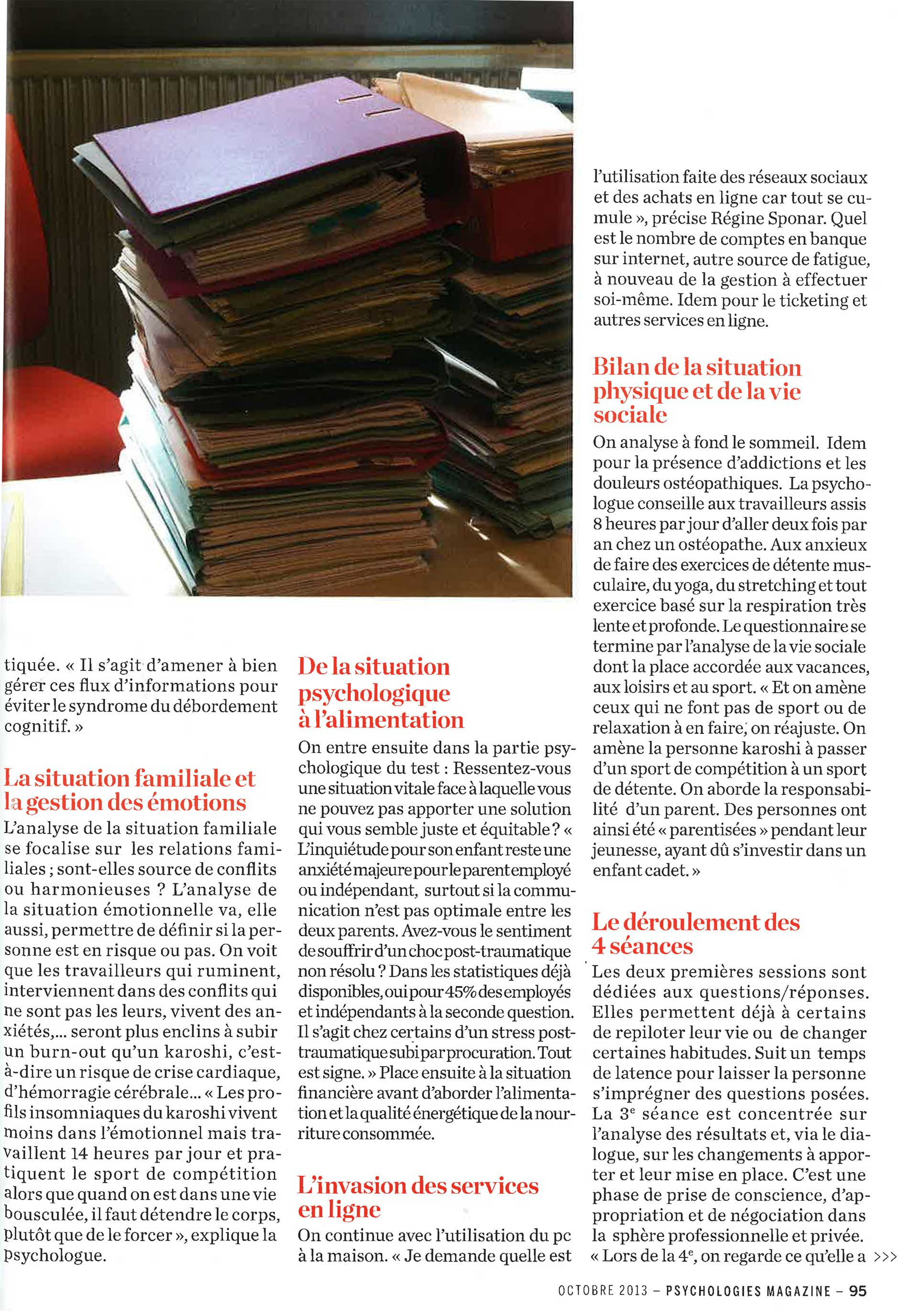 Psychologie Magazines 3