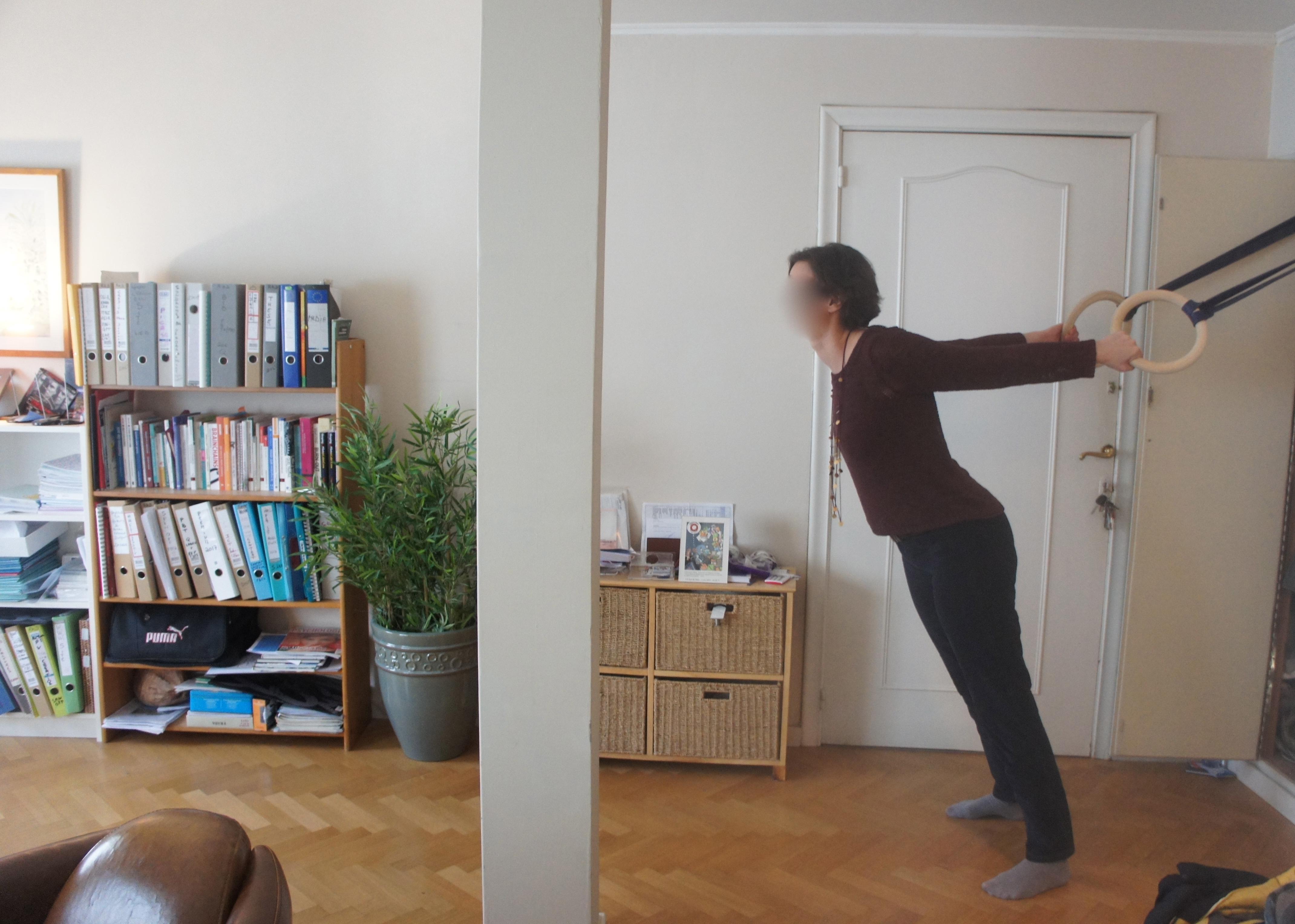 Le plaisir du stretching cognitif et physique KD. Le bien être du laché prise.