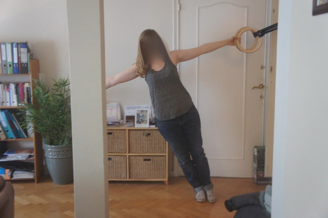 Prévention du burnout. Stretching Cognitif et Physique - Le lâché prise KD. Posture latérale. Régine Sponar 2019.